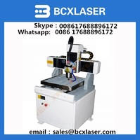 CNC metal engraving machine for iron stainless steel