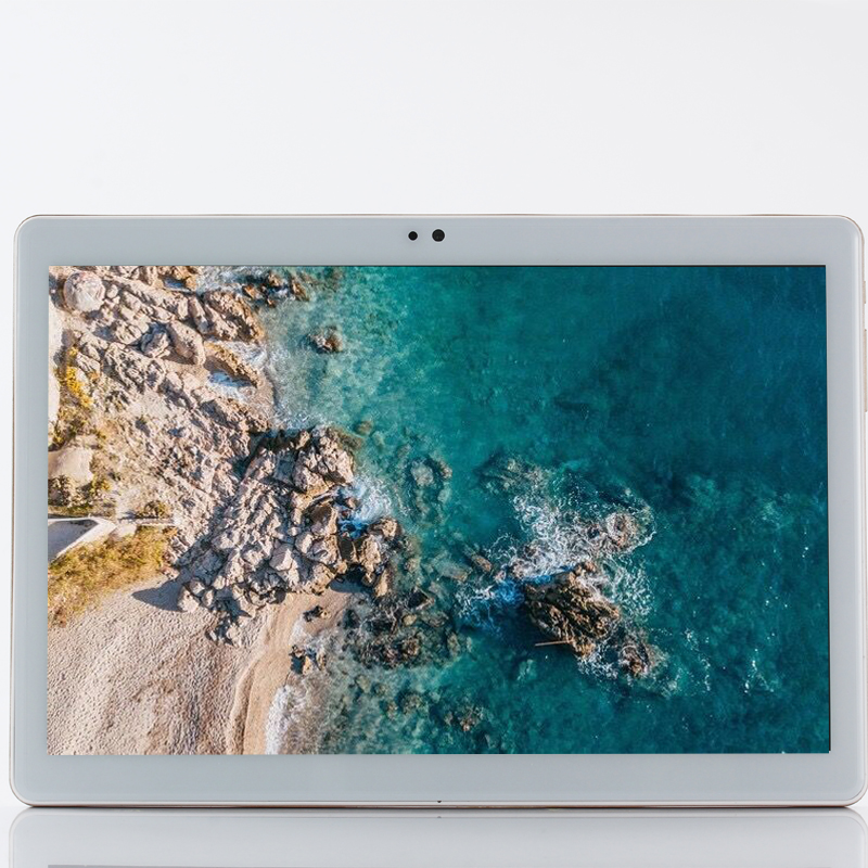 10.1 inch original Dual sim card Android 7.0 Octa core 3G mobile phone laptop Ra