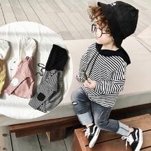Baby-Boy-Girl Hoodies Sweatshirts Long-Sleeve Kids Child Infantil Cute Casual Tops Spring/autumn