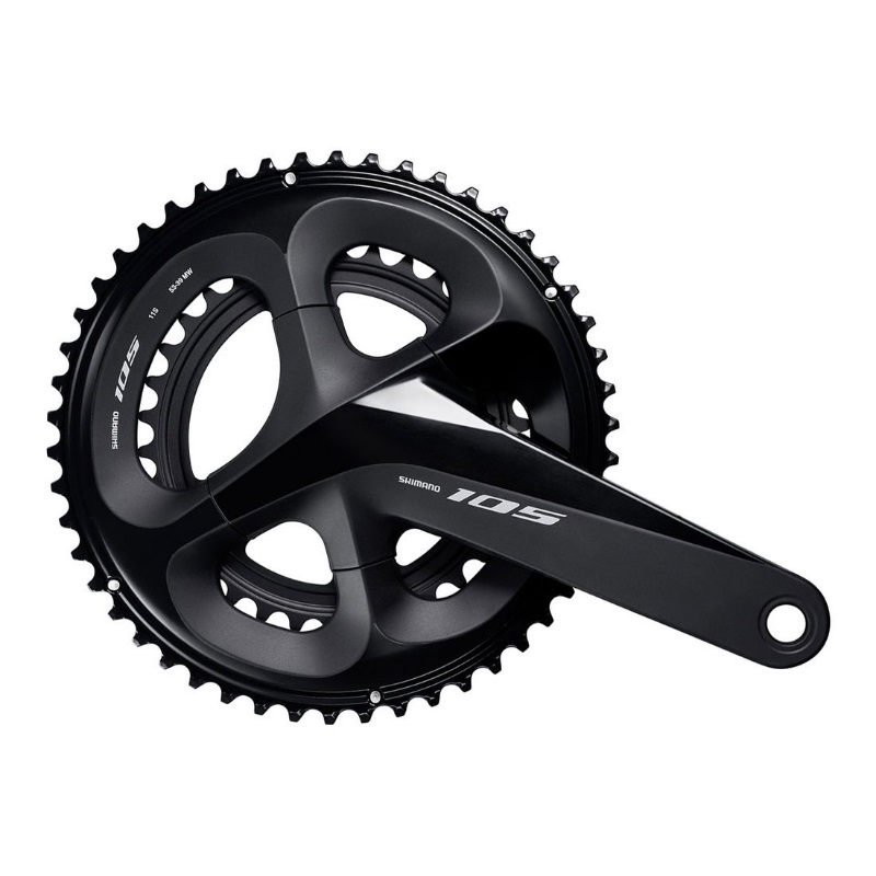 Image 2 - 2018 New shimano 105 R7000  Complete Groupset  2x11S 22S Speed Road Bike Bicycle 8 Parts approx 2530gBicycle Crank & Chainwheel   -
