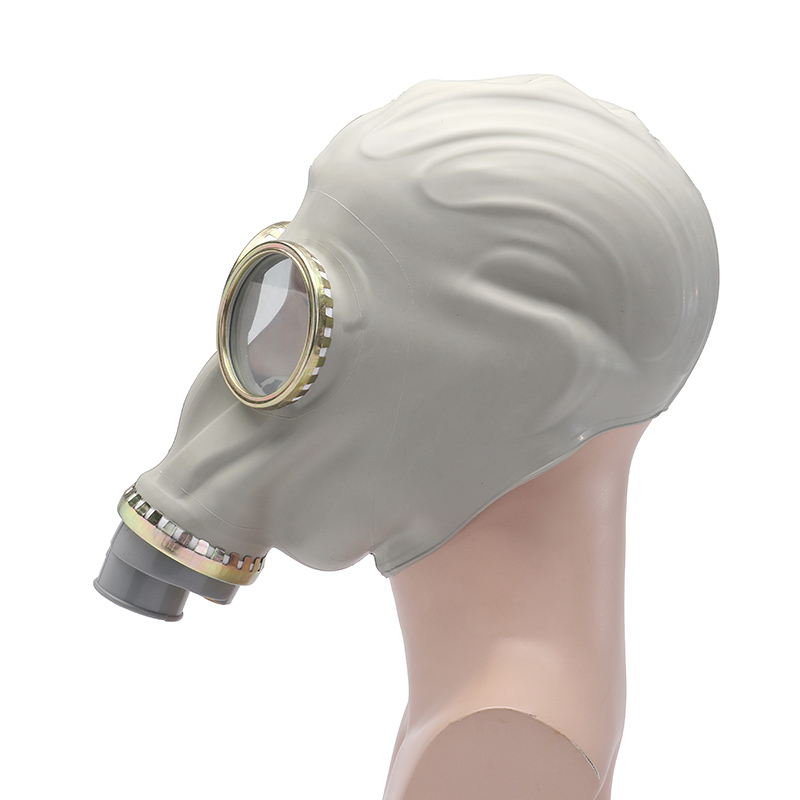 NEW Industrial-safety Full Face Gas Mask Chemical Breathing-Mask Paint Dust Respirator Workplace Safety new safurance protection filter dual gas mask chemical gas anti dust paint respirator face mask with goggles workplace safety