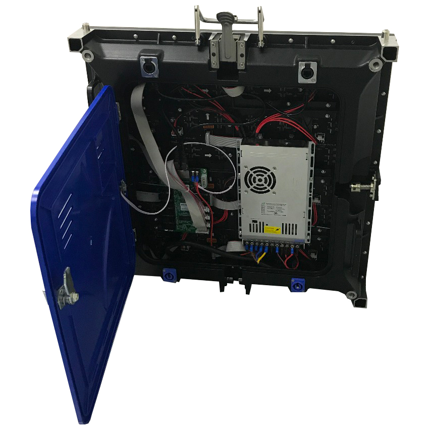 Indoor voll farbe led-anzeige P4 SMD2121 512x512mm druckguss aluminium schrank RGB led-bildschirm für led video wand platten verleih