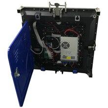 Pantalla led de interior a todo color P4 SMD2121 512x512mm fundición de aluminio gabinete RGB pantalla LED para alquiler de paneles de pared de video led