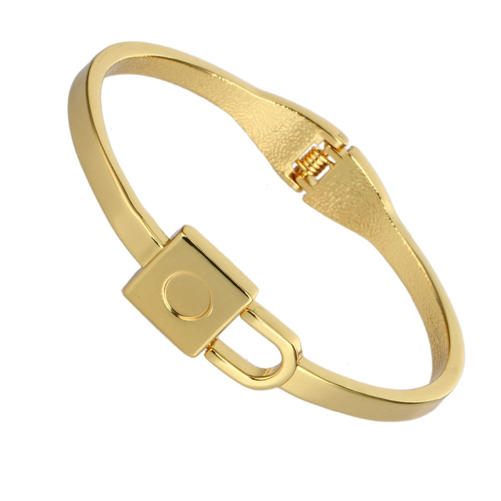 polished bangle jewelry com amazon bracelet dp bangles yellow gold