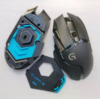 1 set Original mouse housing mouse case for Logitech G502 Professional Mouse Accessories mouse shell เมาส์