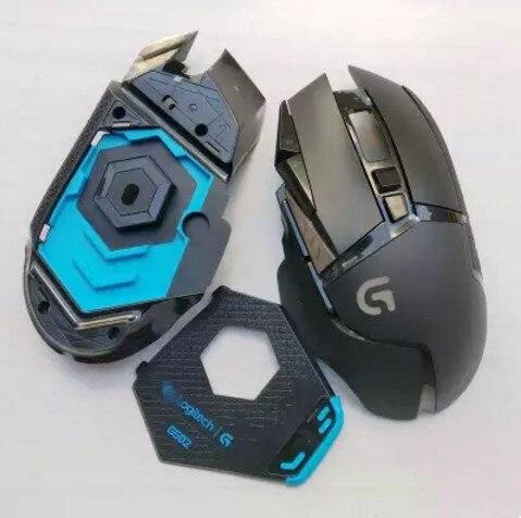 1 set del mouse Originale housing caso del mouse per Logitech G502 Accessori guscio del mouse Del Mouse Professionale