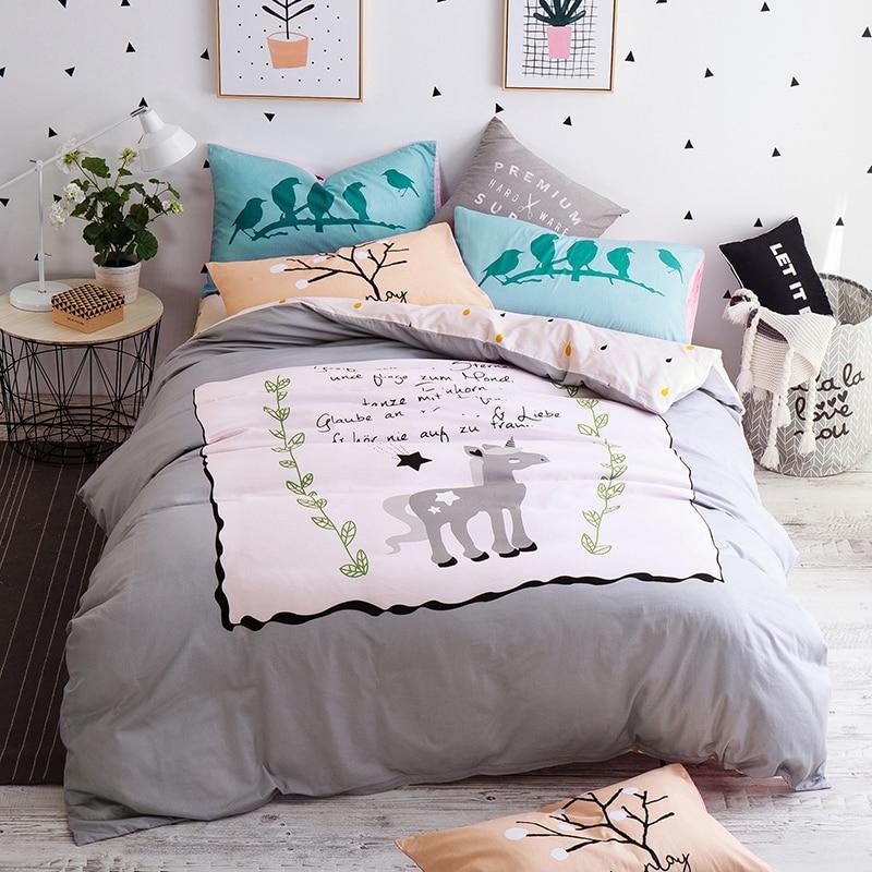 online get cheap unicorn comforter sets -aliexpress | alibaba