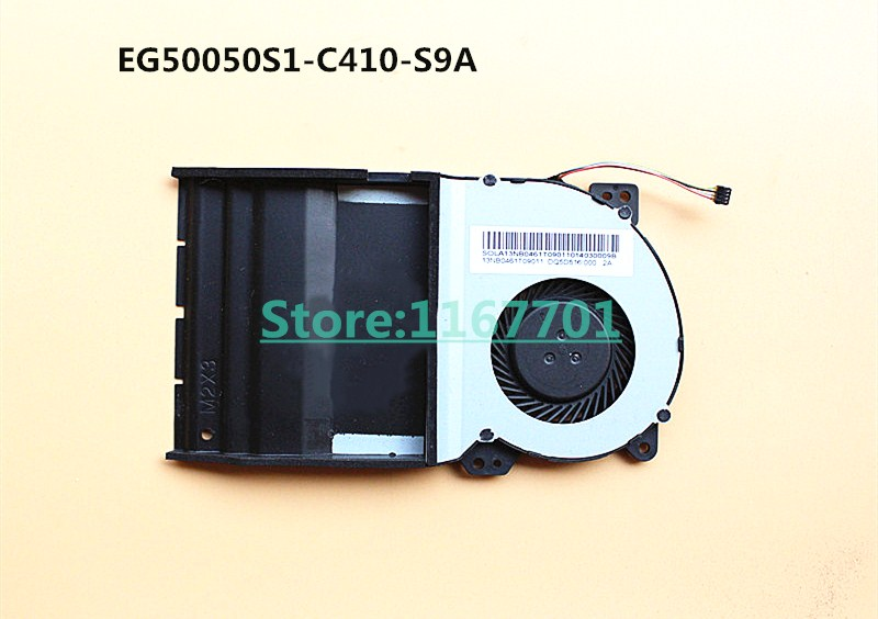 New Original Laptop  Notebook Cpu Cooling Fan For Asus