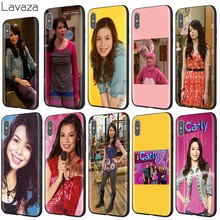 Lavaza carly shay icarly gibby 케이스 iphone 11 pro xs max xr x 8 7 6 6 s plus 5 5s se(China)