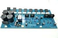 2sc5200 x4 + 2sa1943 x4 8 placa amplificador de potência 200 w + 200 w|board|board board|board amplifier -