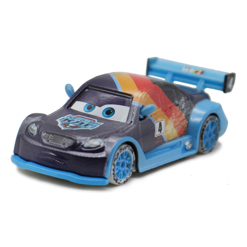P108 Diecasts Vehicles Alloy Toy Car Tracks Diecast Metal Toys Model Car Toy Cartoon Figures Toys Gifts For Kids for Children