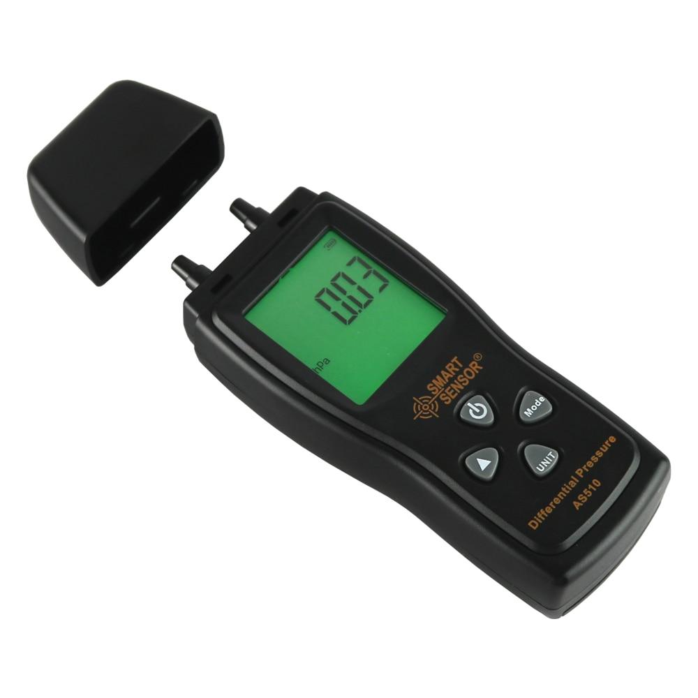 Manómetro Medidor de presión diferencial digital de presión de - Instrumentos de medición - foto 2
