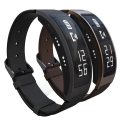 ZB63 Talkband Smart Talk Band Bracelet Bluetooth Call Heart Rate Blood Pressure Oxygen Pedometer Sport Watch Wristband Smartband