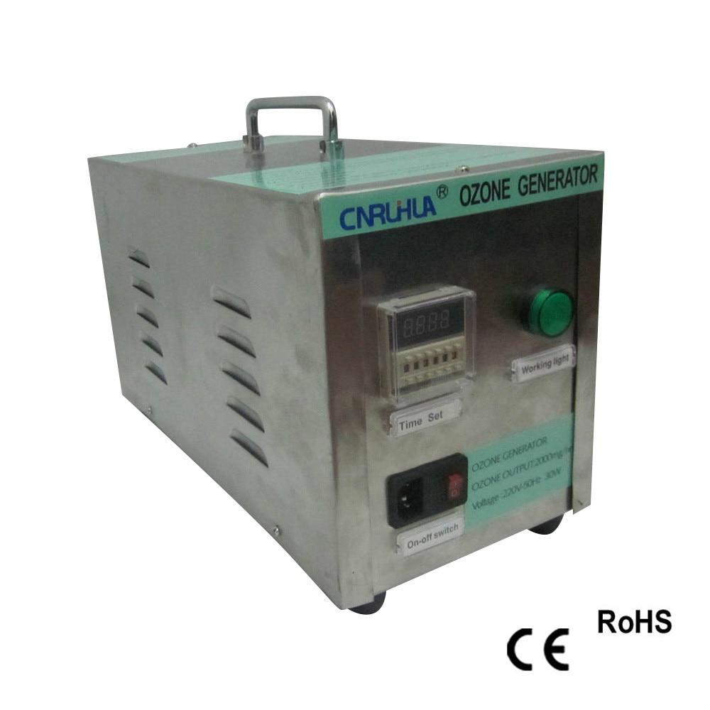 G hr Industrial Ozone Generator