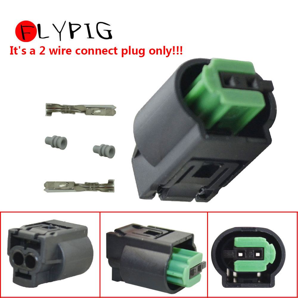 Capacitance Type Voltage Signal 2 Wire Plug Bypass For BMW Air Bag Seat Occupancy Sensor Bypass Mat Emulator Weight Emulator