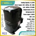 11 кВт R22 коммерция герметичные возвратно-поступательные компрессоры охлаждающий двигатель охладитель воды  охладитель масла или рассол мо...