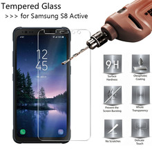 9H Tempered Glass For Samsung Galaxy S8 Active SM-G892A Screen Protector for Samsung S8 Active Glass Toughened protective film