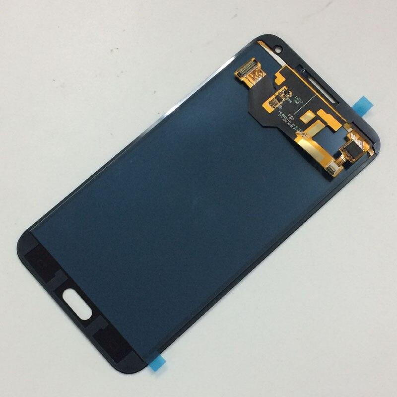 For Samsung Galaxy E7 E700 SM-E700F E7000 E7009 E700F Touch Screen Digitizer Sensor Glass + LCD Display Panel Monitor Assembly