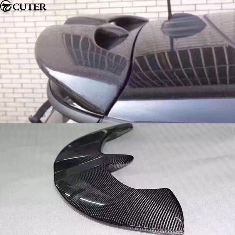 Спойлер заднего крыла из углеродного волокна для BMW MINI car body kit 2016