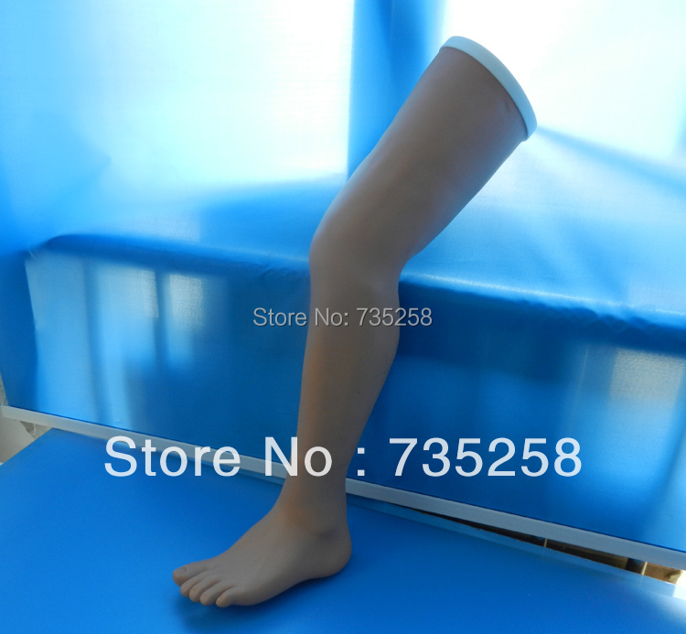Advanced simulation model of leg ministry skin suture to practice,Surgical Suture Leg Limb Practice Model estimation of shrinkage of cast al si alloy using simulation