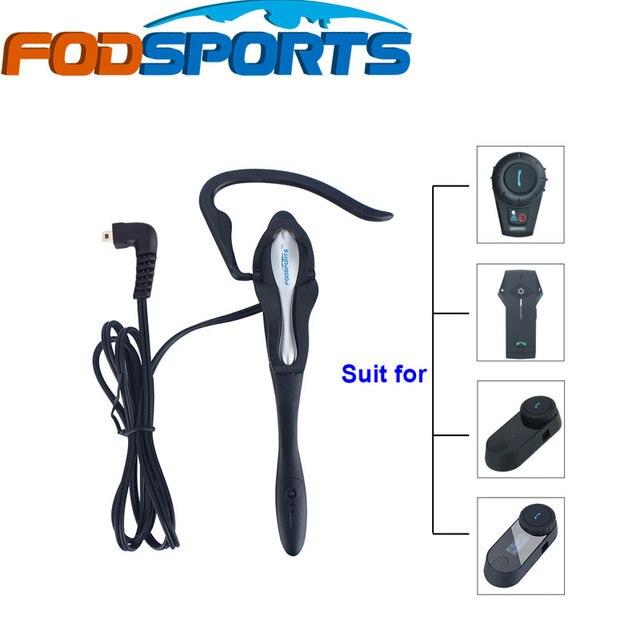Fodsports marca del intercomunicador del casco accesorios por intercommunicadore, intercomunicador del Interphone auricular para corte entrenador de fútbol Riders