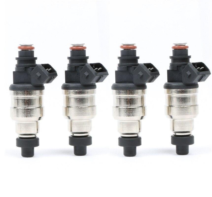 MOSTPLUS 1600cc Fuel Injectors Fit Honda B16 B18 B20 D16 D18