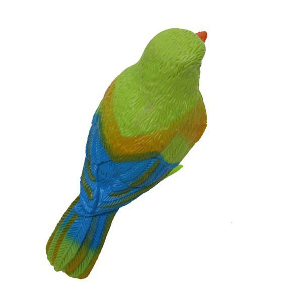 Toys For Children 1pcs Plastic Sound Voice Control Activate Chirping Singing Bird Funny Toy For Kids Gift Dropship #2