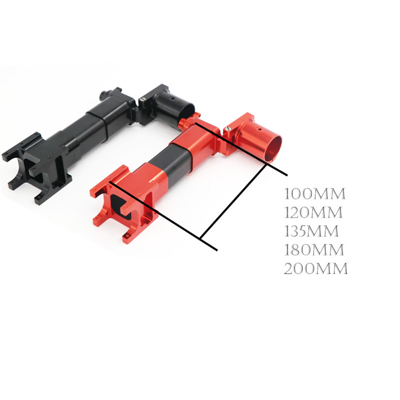 Agriculture drone Horizontal folding Connector CNC