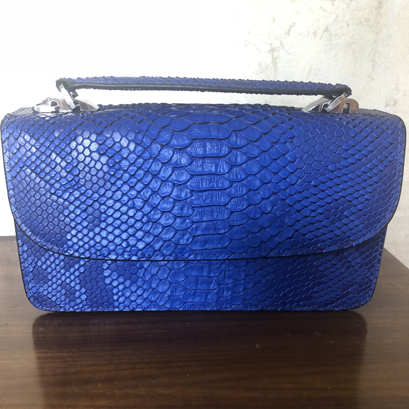 2018 New Women Handbags Blue Serpentine Chains Cover Messenger Shoulder Bags Messenger Bag Crossbody Flap Totes Ladies Handbag стоимость