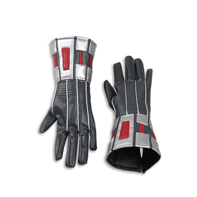Ant-Man Gloves Ant-man Scott Lang Cosplay Costume Accessories Movie Ant-Man 11b4caa5aedf