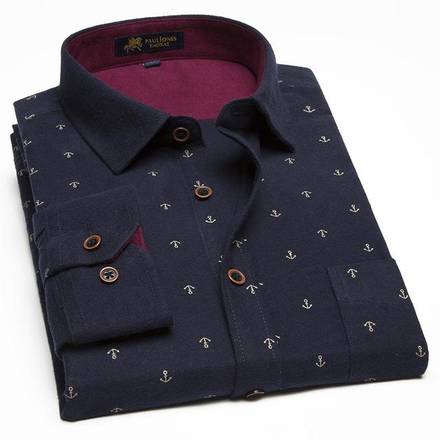 Plus Tamaño 9XL 10XL 11XL Nuevo Modelo Camisetas de Impresión Para Hombre Camisas de lujo Masculino Engrosamiento de Vestir Casuales de Los Hombres Camisas de Algodón M463