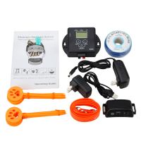 In Ground Electronic Wireless Remote Dog Training Collar Fence Containment System Dog Training Electric Shock Collar