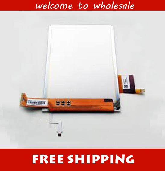 6inch Pocketbook Touch Lux 623 Pocketbook Touch 2 e-book  touch screen + lcd display for Free shipping