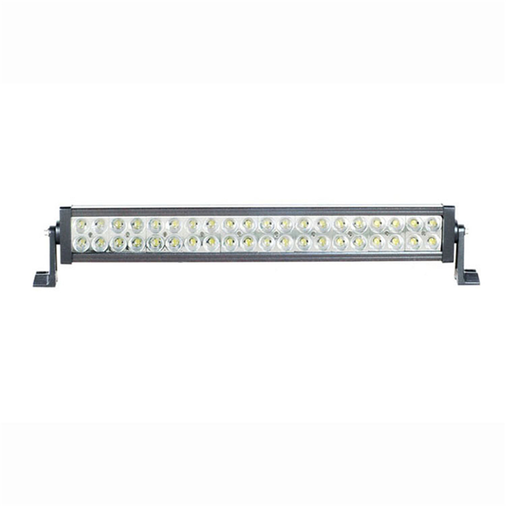 Best Price 120W Led Light work Bar for Offroad Boat Car Tractor  Truck 4x4 SUV ATV With high low beam function 12v 24v DC nicoko 180w 32 curved led work light bar fog lamp spot lights for tractor boat offroad 4wd 4x4 truck suv atv combo beam 12v 24v