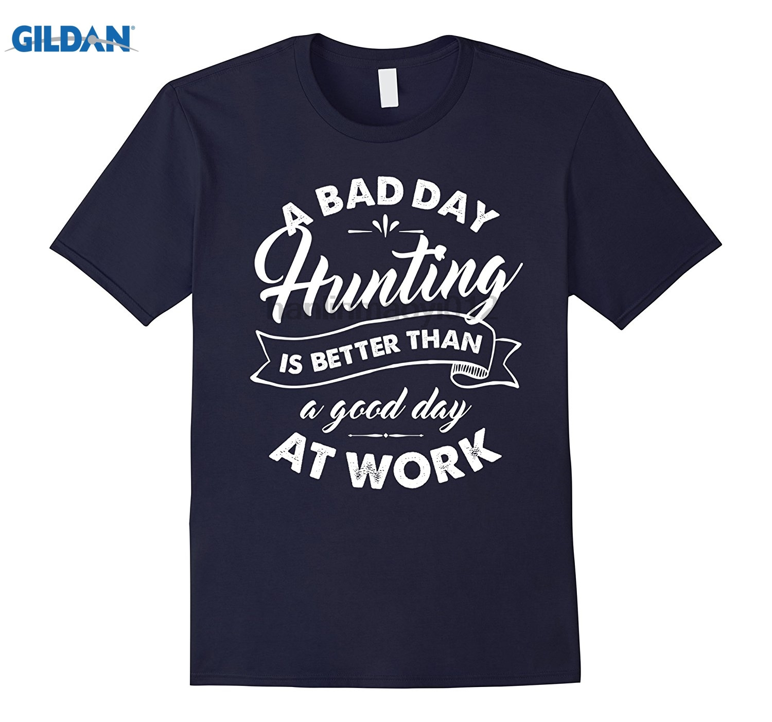 GILDAN Bad Day Better Than Good Day At Work T Shirt Mothers Day Ms. T-shirt