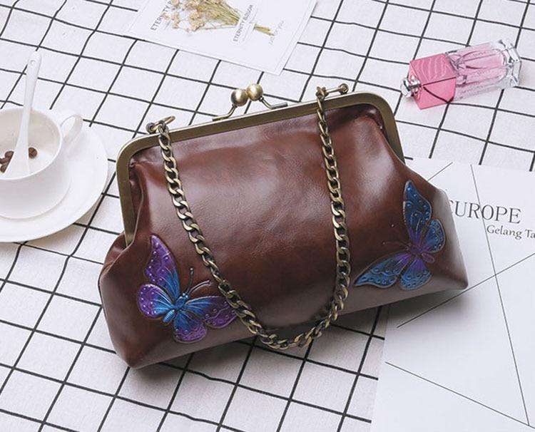 Women Handbags PU Leather Shoulder Crossbody Bags Handbag Female vintage fashion Famous Brand Women Bags (14)