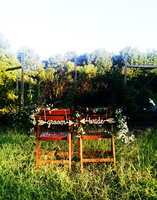 Mouse over image to zoom Bride Groom Wedding Reception Chair Sign Wedding Decorations