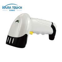 Haina Handheld and Desktop USB Barcode Scanner Reader Wired 1D Bar Code Scan Plug and Play