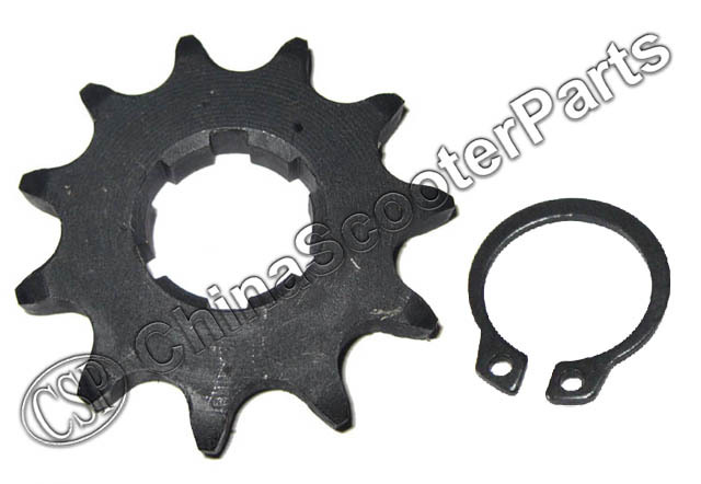11 Tooth 11t 428 17mm Front Sprocket Taotao Sunl Lifan