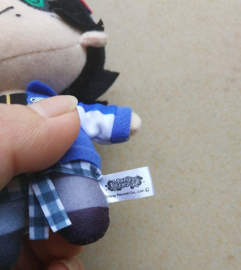 Hypnosismic Division Rap Battle Jiro Yamada Plush Doll Stuffed toy JAPAN 2018