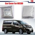 La Cubierta completa de Coches Anti UV Lluvia Nieve Resistente Protector Parasol Cubierta Para Nissan NV200 Envío Gratis!