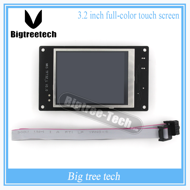 3D printer control panel 3.2-inch full-color touch screen MKS TFT32 3d0343