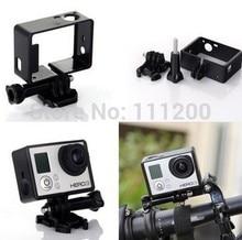 Защитной оболочки кадров камеры стандартный фермы-мачты для GoPro HD 3 камеры