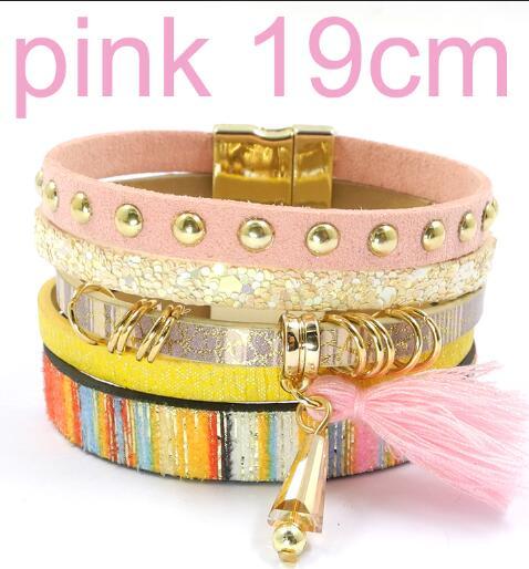 pink size 19CM