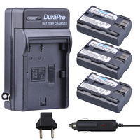 3x BP 511 BP511 BP 511 BP 511A Batteries & Digital Charger for Canon G6 G5 G3 G2 G1 EOS 300D 50D 40D 30D 20D 5D MV300i IXUS ect