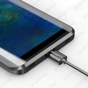 Image 5 - Роскошный защитный чехол из закаленного стекла для телефона, Магнитный чехол для Huawei P20 PRO, Huawei P30 PRO Mate 20 pro, honor View 20, ударопрочный чехол для дома