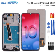Original For Huawei P Smart 2019 LCD Display Touch Screen Digitizer Assembly 10 Touch P Smart 201 ScreenLCD Display Repair Parts 6 21original display for huawei p smart 2019 lcd display screen touch digitizer assembly p smart 2019 display repair parts tool
