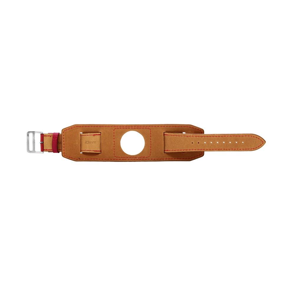 Apple Watch Cuff bracelet Red 6