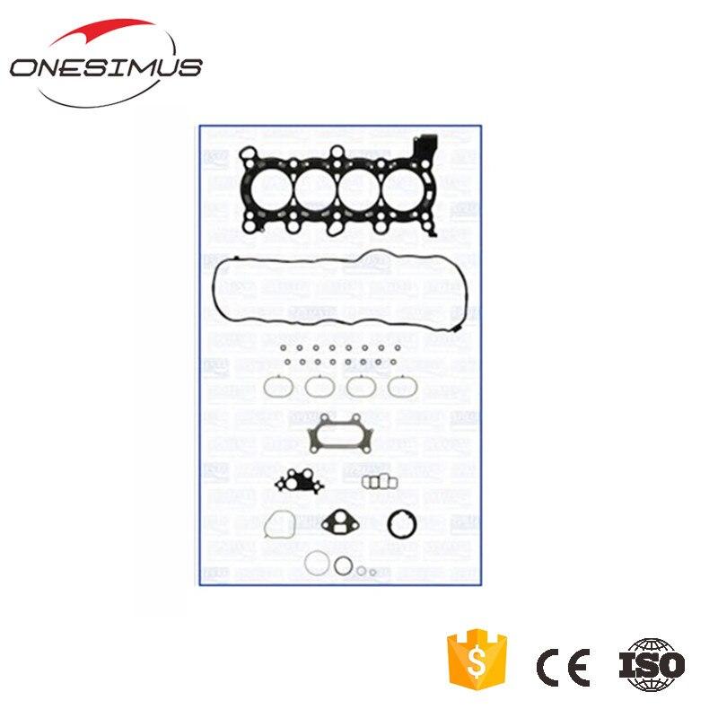 4 цилиндра OEM 06110 RNA 000 хорошего качества двигатель полный набор прокладок для H R18A1 R18A2 R20A3 FR V ACCORD VII