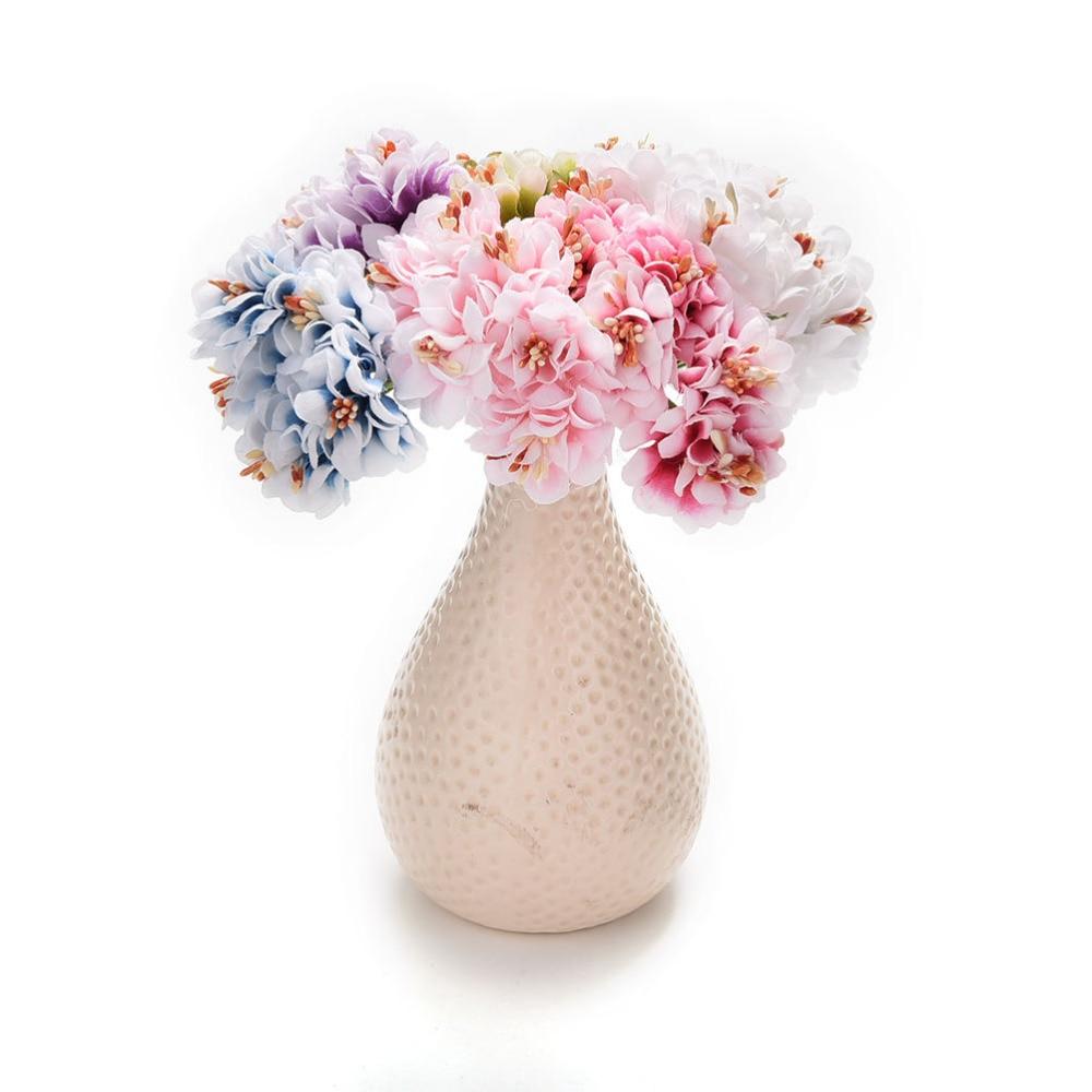 Цветы ткань
